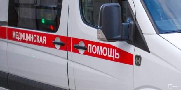 На улице Рословка автомобилист сбил подростка на самокате
