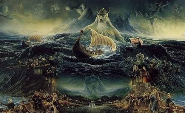 О скандинавской мифологии