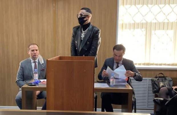 Суд оштрафовал рэпера Моргенштерна на 100 тысяч рублей
