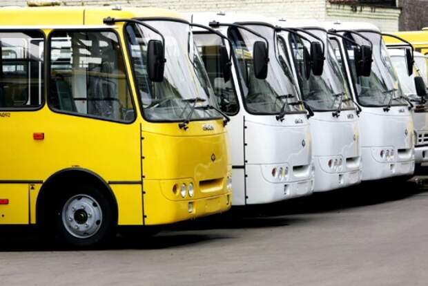 В Крыму автобусы не выходили на рейс - перевозчикам досталось