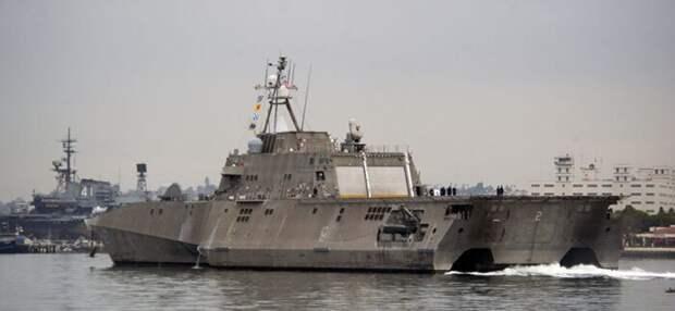 Распил по-американски: боевая береговая флотилия 15 лет стоит без дела