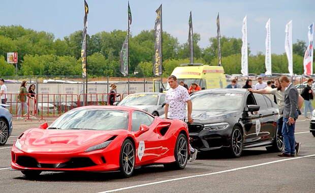 Автомобильный фестиваль UNLIM 500+