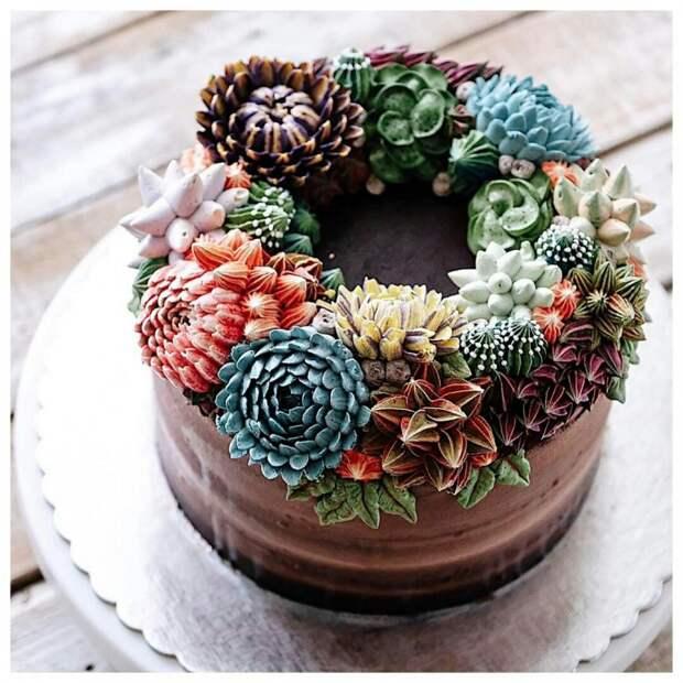 Самые красивые торты