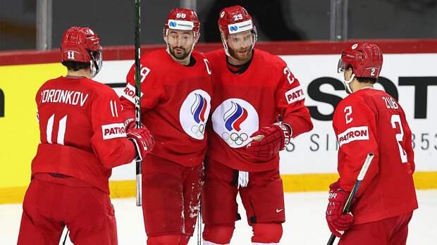 «Настраиваемся на войну». Что говорили тренер и хоккеисты сборной России о попадании на Канаду в плей-офф ЧМ