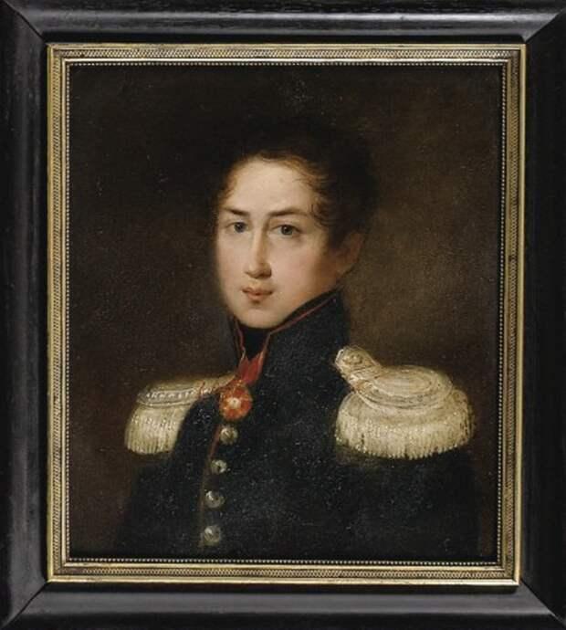 Александр Николаевич Зубов, старший внук Александра Васильевича Суворова.