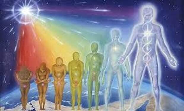 СЕлена. Уроки вознесения. Урок 4. Шаги в Бесконечность. Посвящение в Дух