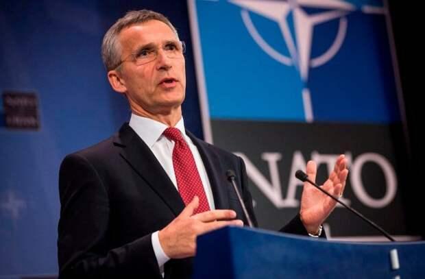 Российские СМИ написали о желании генсека НАТО улучшить отношения с Москвой. Вот что он сказал на самом деле - «Антифейк»