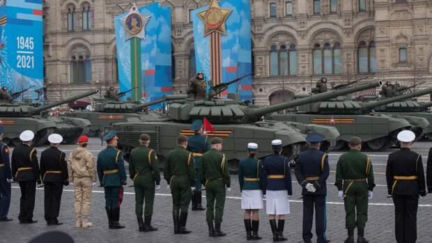 Миллионы китайцев в TikTok пришли в восторг от парада Победы в Москве