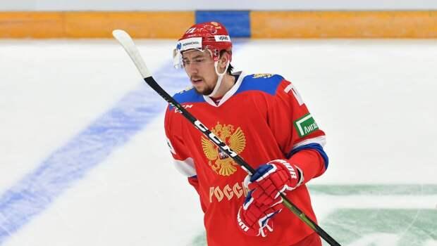 Объявлен состав сборной России по хоккею на чемпионат мира в Риге