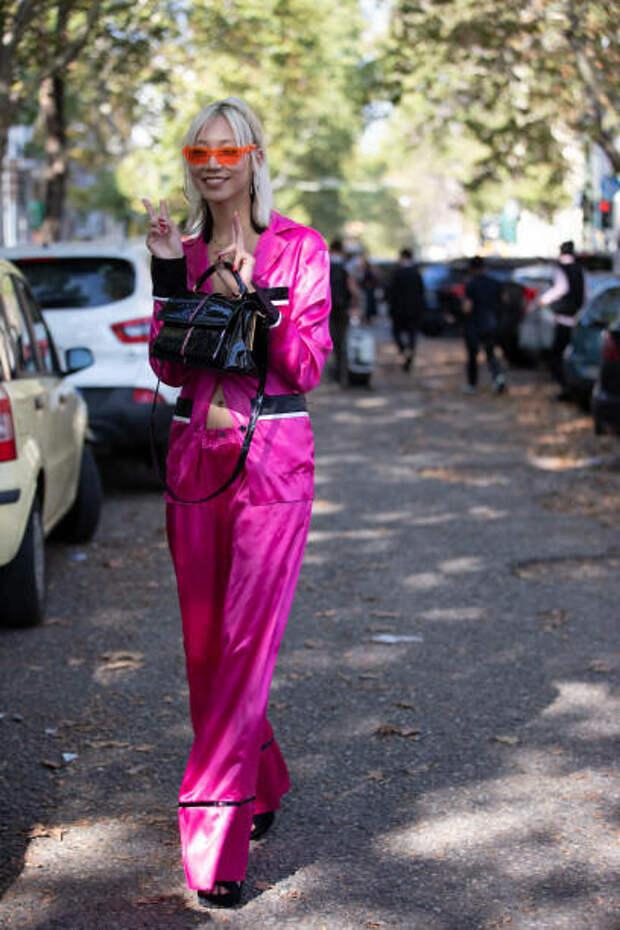 Как носить пижаму на улице? 10 трюков уличного стиля