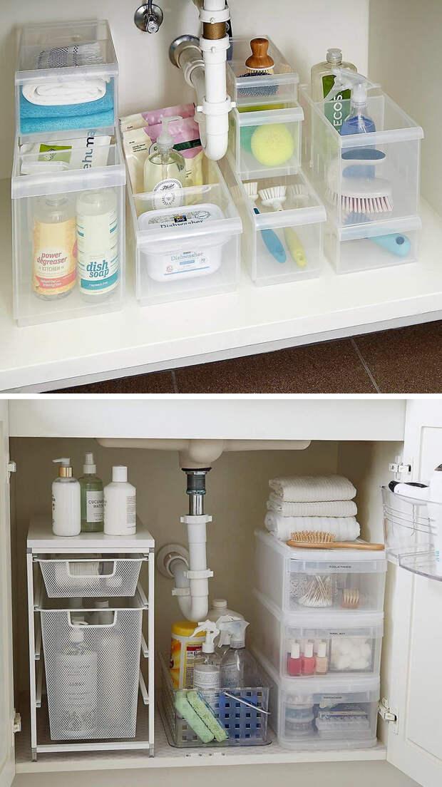 12 лучших органайзеров, которые помогают поддерживать порядок в ванной комнате
