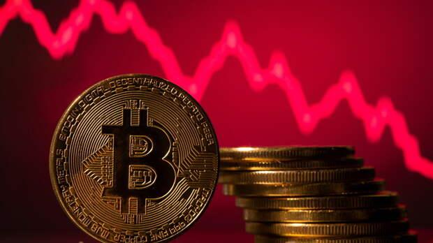 Контроль над монетой: курс биткоина упал ниже $30 тысяч впервые с января