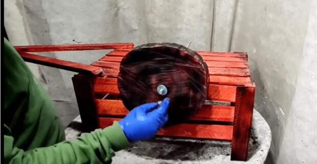 Креативное использование деревянного ящика для крутого декора сада и дачи