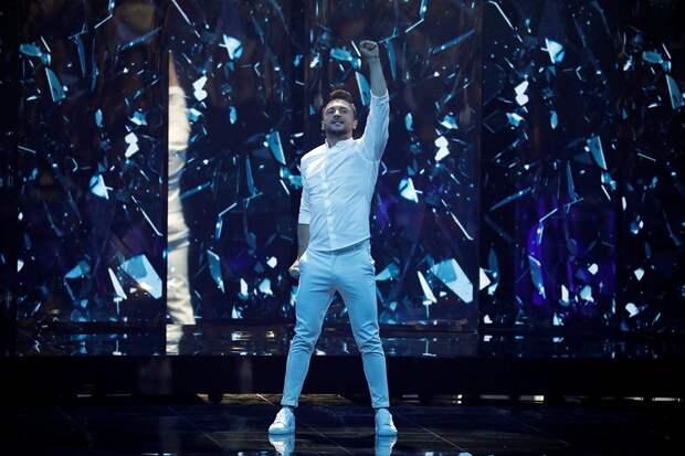 Сергей Лазарев снова споёт на сцене Евровидения