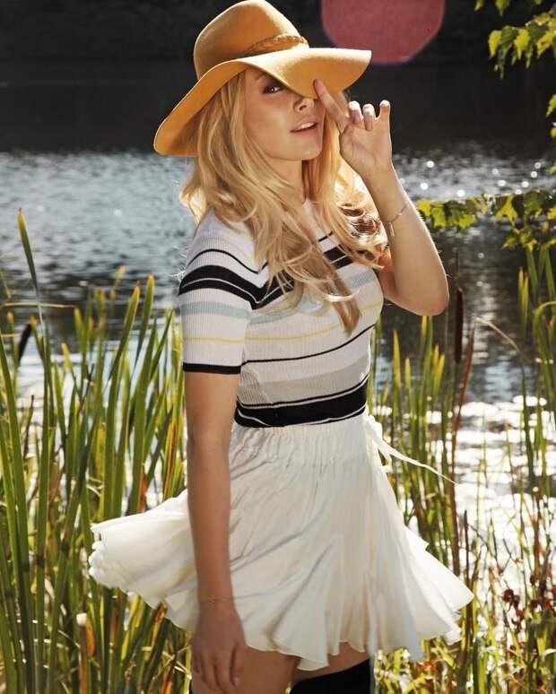 """Звезда """"Реальных пацанов"""" и просто замечательная девушка Зоя Бербер во всей своей красе."""