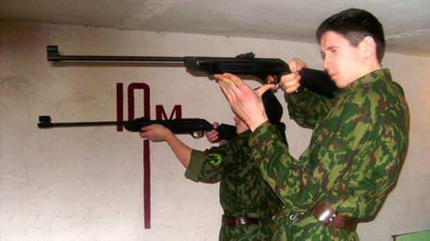 Стрельба из винтовки, как быстро освоить технику