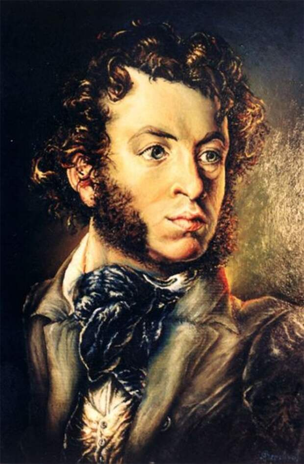 Александр Пушкин. / Фото: www.pandia.ru