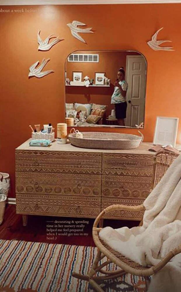 Джиджи Хадид показала интерьер комнаты их с Зейном Маликом дочери