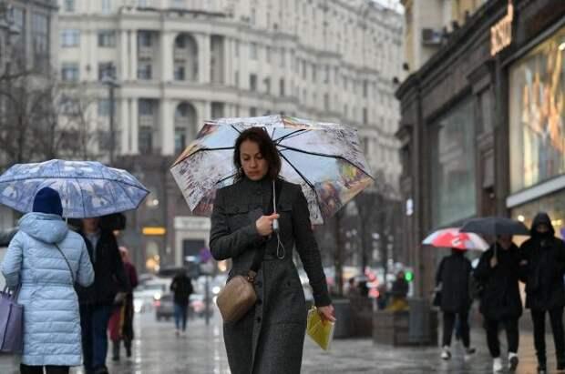 Москвичам рассказали, какая погода ожидается в субботу