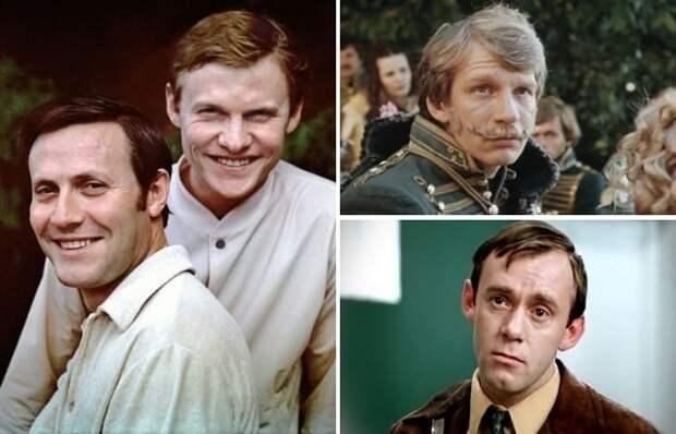 Самые известные братья-актеры в советском кино: Вечные соперники или лучшие друзья?
