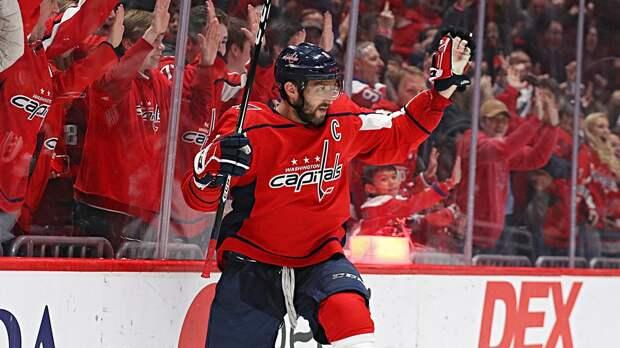 Овечкину — 35 и он по-прежнему правит в НХЛ. Рекорд Гретцки уже не кажется вечным