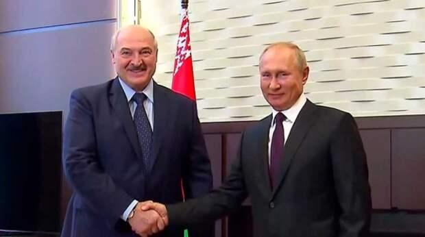 Лукашенко заговорил об интеграции с Россией на фоне предстоящей встречи с Путиным