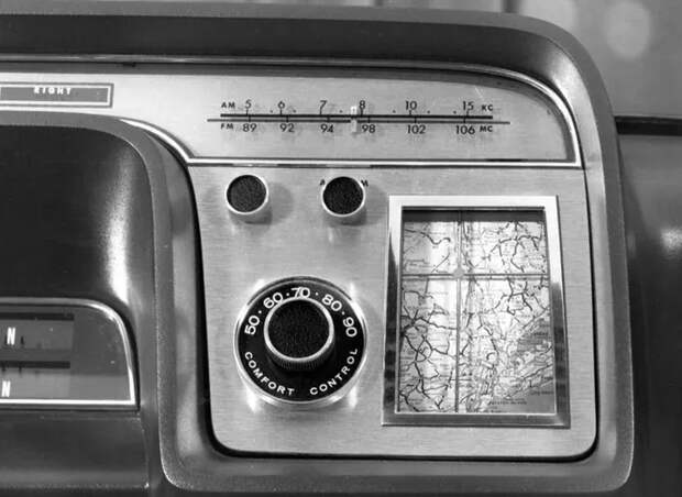 Автомобильные навороты прошлого:  как они работали