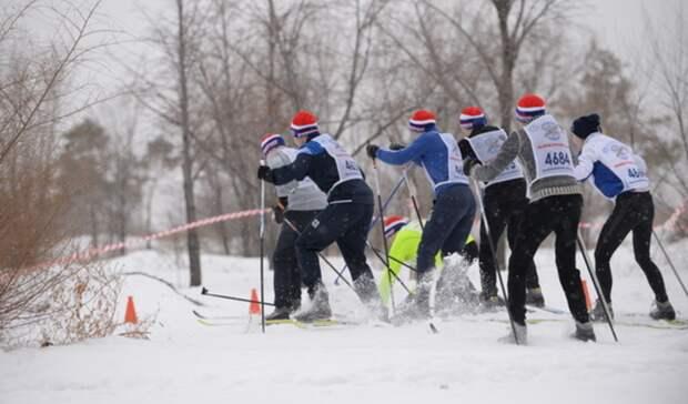 ВСвердловской области началась регистрация на«Лыжню России— 2021»