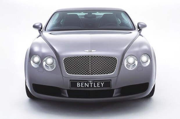 Простой российский рабочий купил Bentley. Машину тут же угнали
