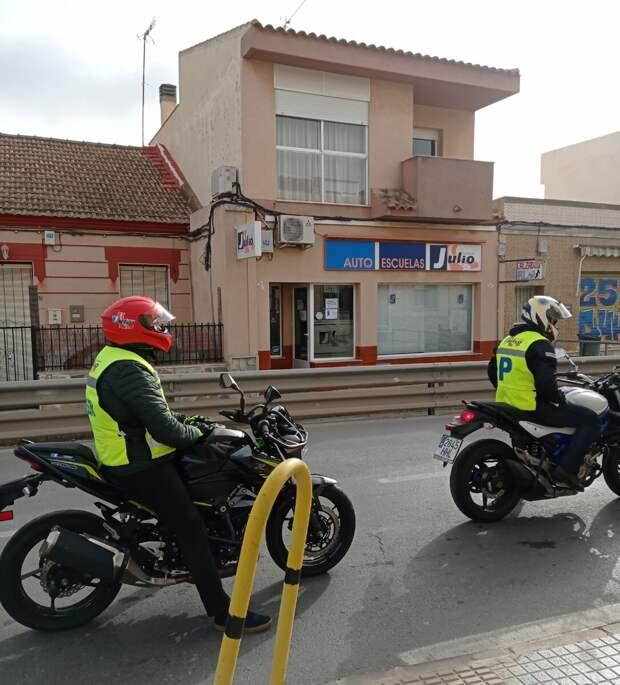 Водительские права в Испании.