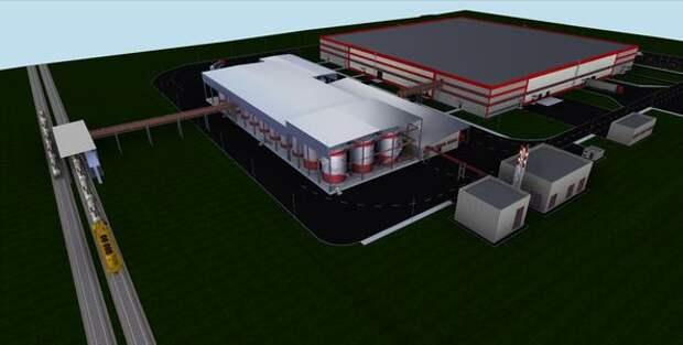 «Тотал Восток» построит завод в Калуге