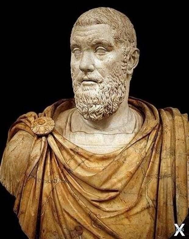 Бюст Марка Оппелия Макрина, III в. н.э.