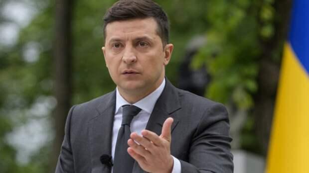 Зеленский не отрицает вероятность полного разрыва отношений с Донбассом