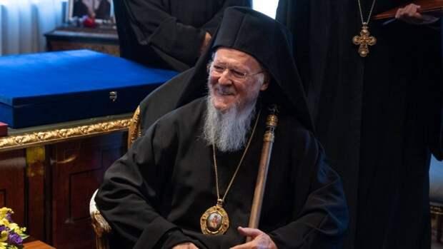 Патриарх Варфоломей и Байден обсудили борьбу против пандемии коронавируса