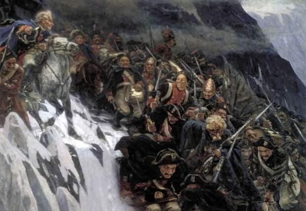 """Русский """"дух войны"""": Загадка непобедимого полководца"""