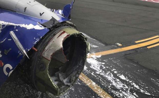 В США и Европе объявили о срочных проверках 700 двигателей Boeing-737