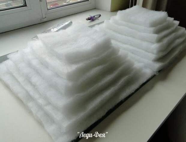 Идеальная подушка своими руками 1