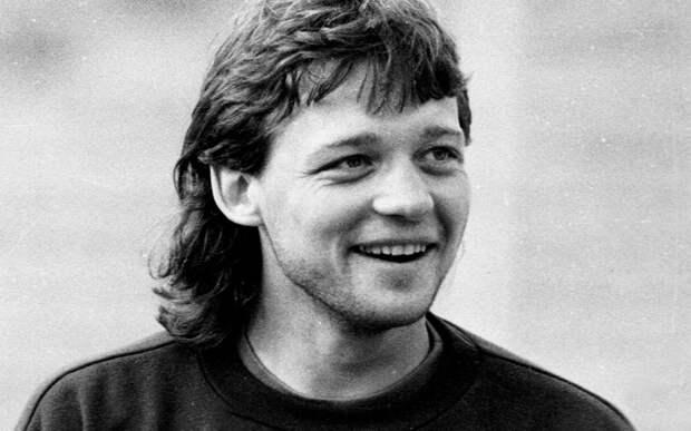 Скончался бывший футболист «Спартака» Кульков. Ему было 54 года