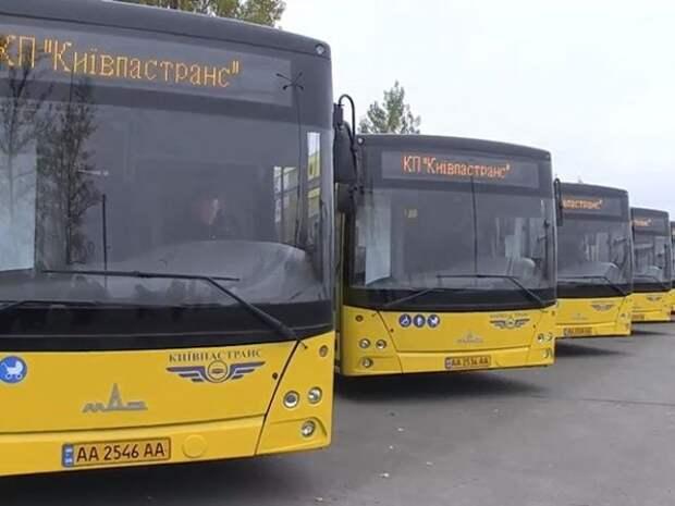 Украина решила закрыть рынок отбелорусских автобусов игрузовиков