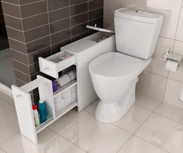15 умных идей для хранения в ванной. Спрячьте все, что не стоит выставлять напоказ