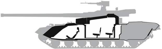«Объект 490А»: две версии одного перспективного танка