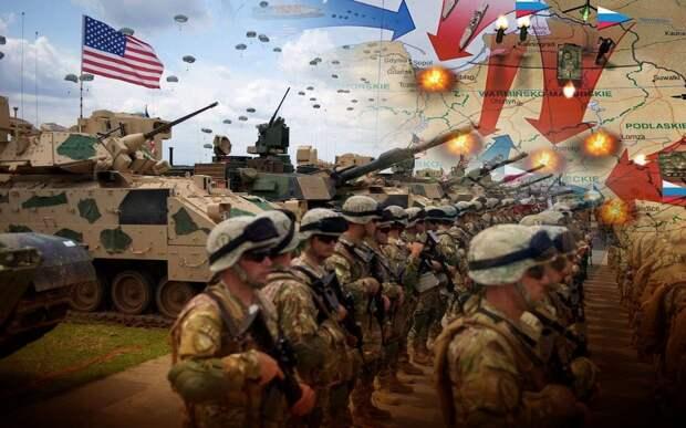СМИ: Россия в масштабной войне с НАТО применит необычную тактику