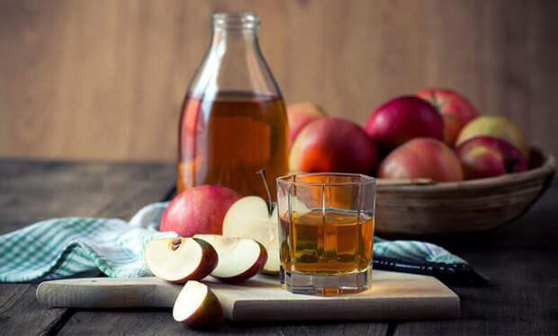 ЗАЧЕМ принимать яблочный уксус вечером