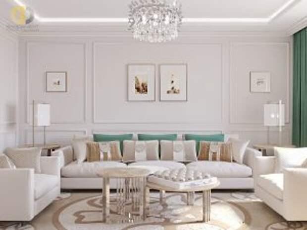 Элитная мебель для оформления квартиры