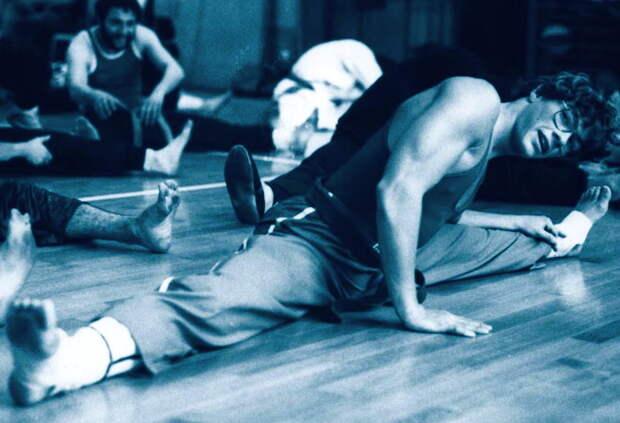Взрыв из прошлого - редкие фото Ван Дамма прямиком из 90-х Взрыв из прошлого, Жан-Клод, ван дамм, голливуд, кино, фото