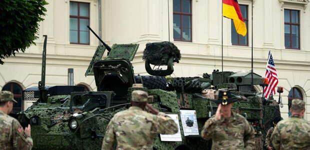 В попытке помириться с Германией Байден отменил нашумевшее решение Трампа