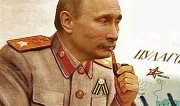 СталинЛАГ и ПутиинЛАГ – где милей тебе барак?