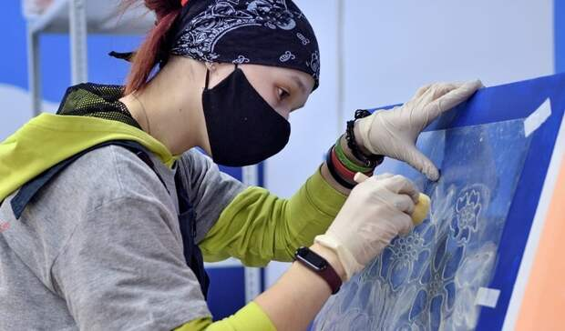 Встроительном техникуме Ижевска открылись новые мастерские