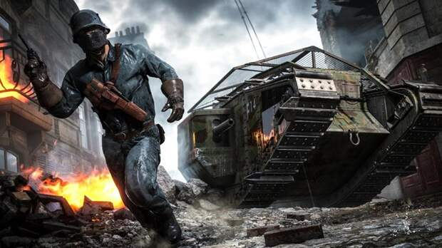 """По слухам, DICE занимается прототипом """"королевской битвы"""" для новой Battlefield"""