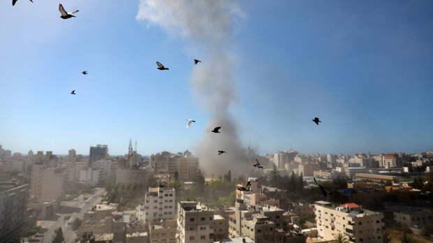 В Израиле рассказали о цели авиаудара, от которого погибли дети